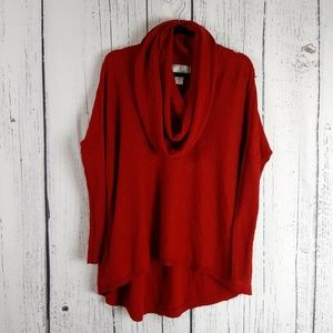 Ruby Moon Red Sweater Size Medium